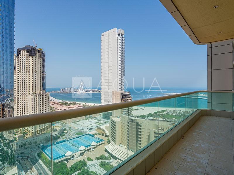 2 Parkings | Sea Views | Royal Oceanic
