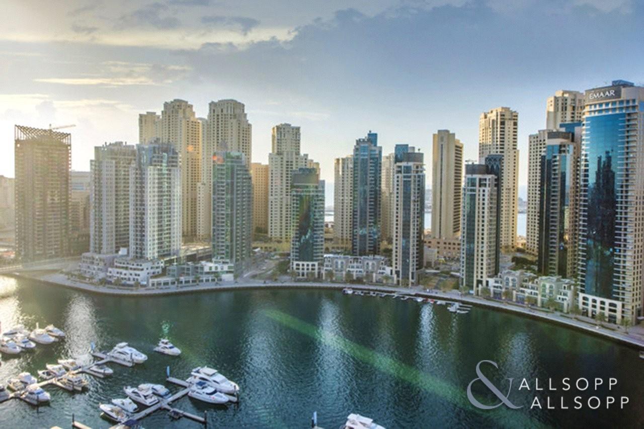 Exclusive | Two Bedrooms | Marina Views