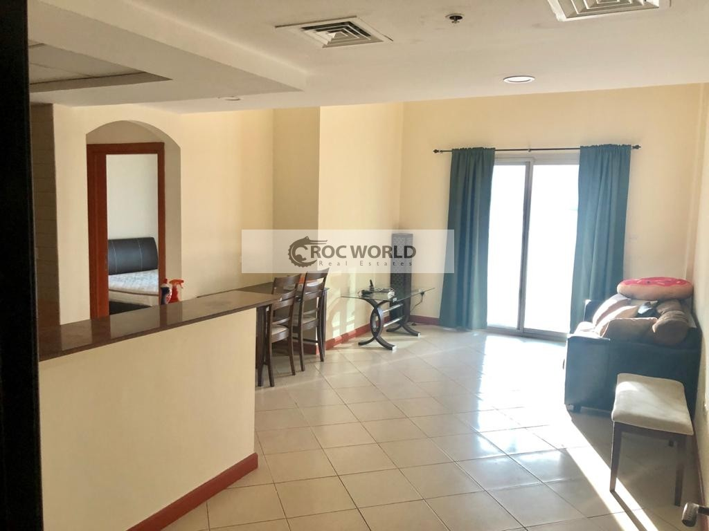 Fully Furnished | Large 1 Bedroom Apartment | Flexible Payment | High-End Building