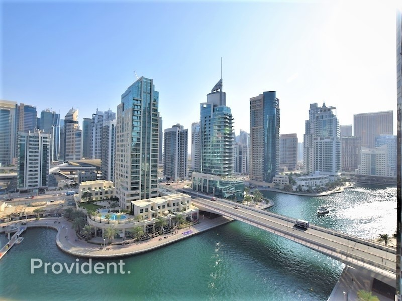 Exclusive and Managed | Marina View | Chiller Free