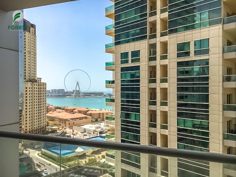 Vacant | Studio | Marina View | Fully Furnished