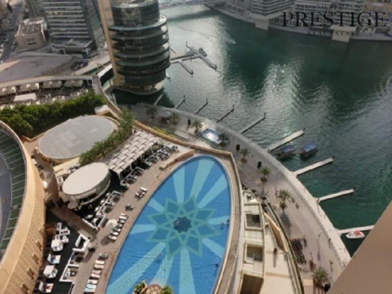 Fully Furnished Studio I Hotel Apartment | Dubai Marina