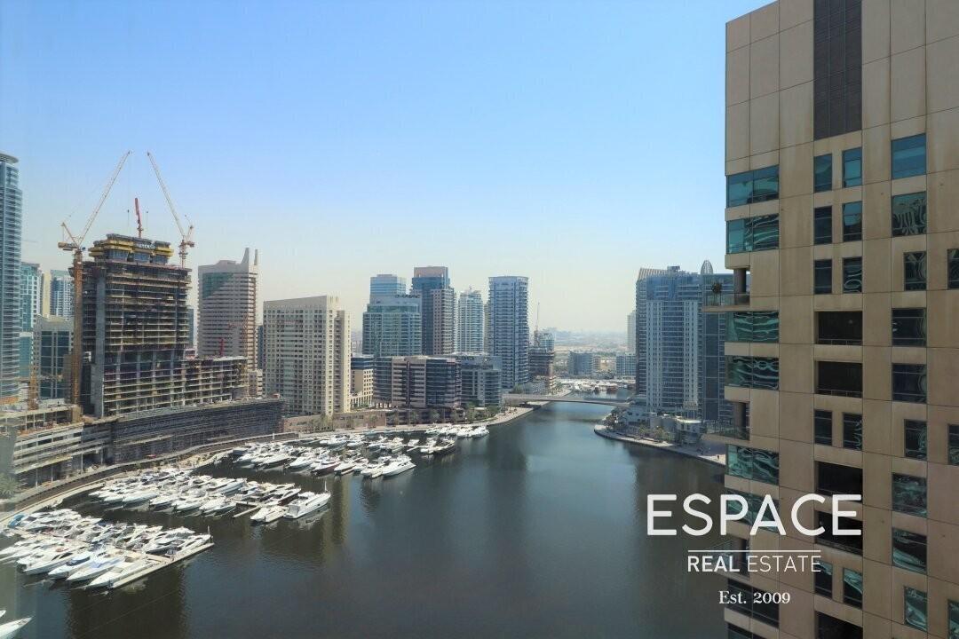 High Floor | Chiller Free | Marina Views