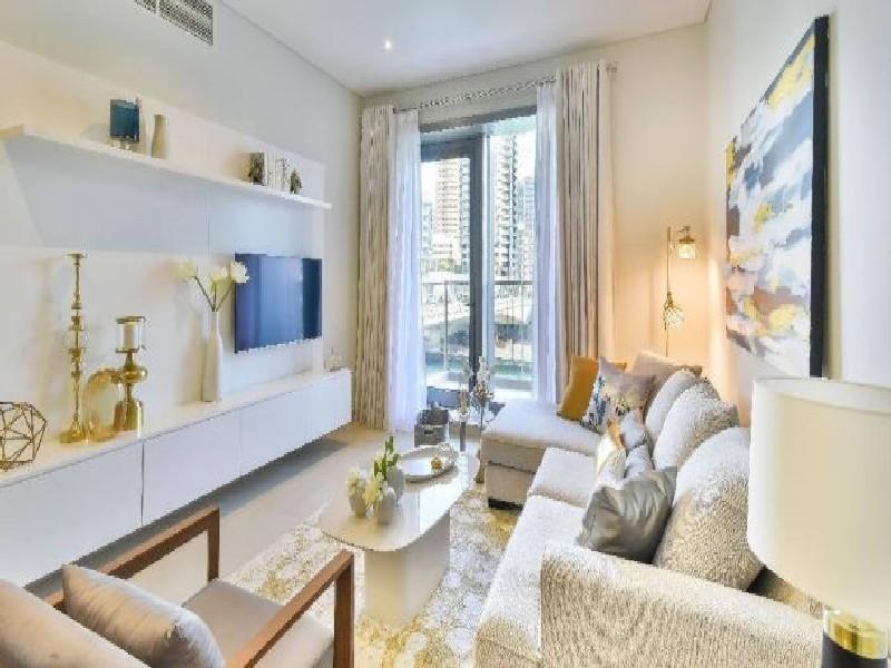 Sea View | Luxurious Finishing | High Floor | Type 2