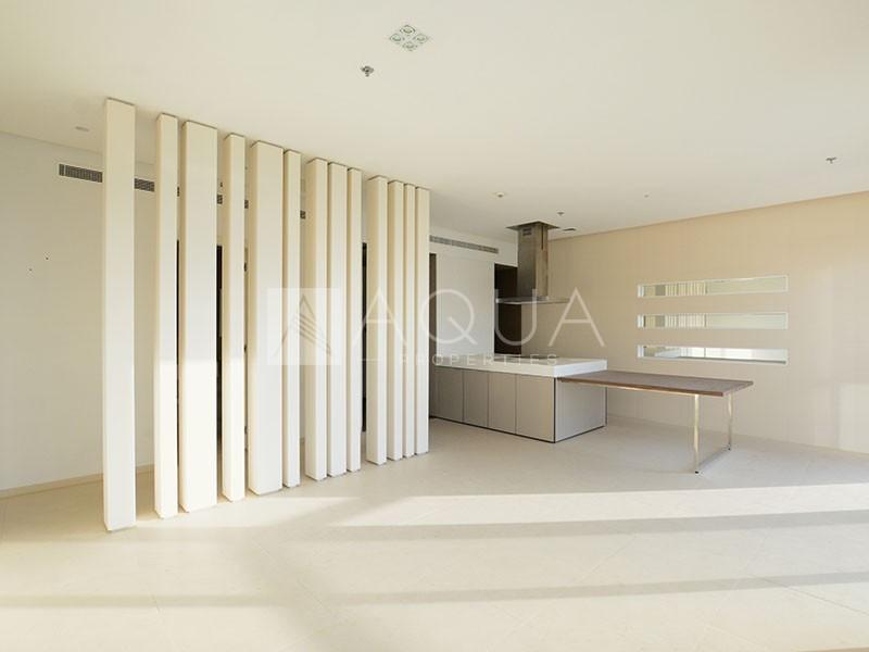 High Floor | Generous Balcony | Marina View