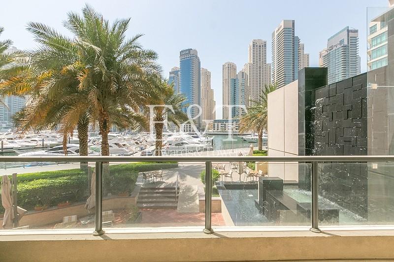 Full Marina View| Free AC|1 + Study Room