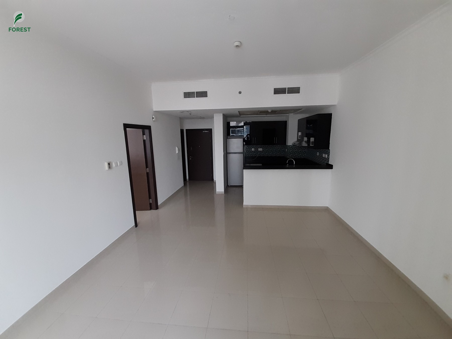 Spacious   1BR   Marina View   Unfurnished