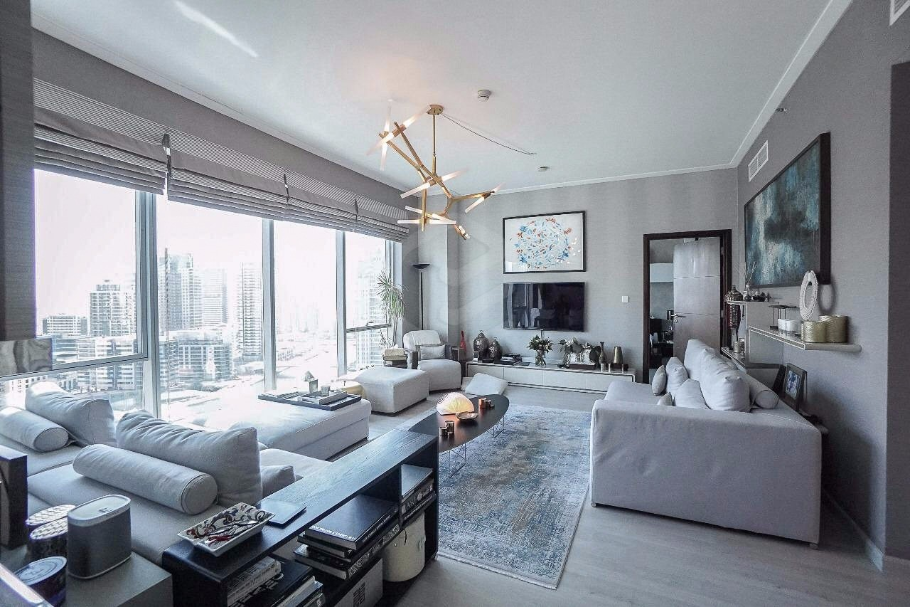 Exclusive - Marina View - High Floor