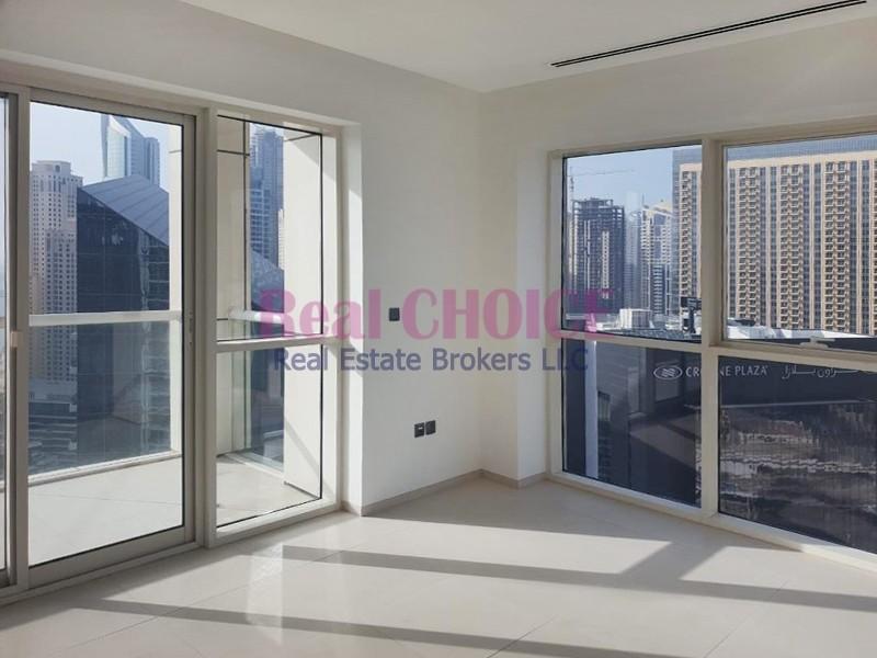 High Floor|Modern 2BR Apartment|Semi-Furnished