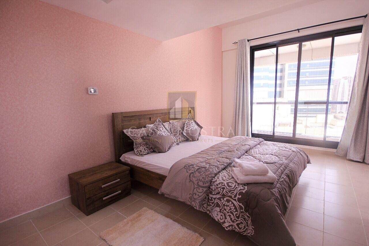 Best Price Fully Furnished Vacant 1BR Escan Tower