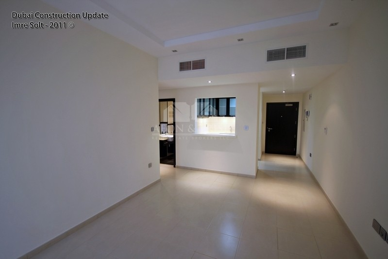 Fully Furnished Studio Apartment | Sea View