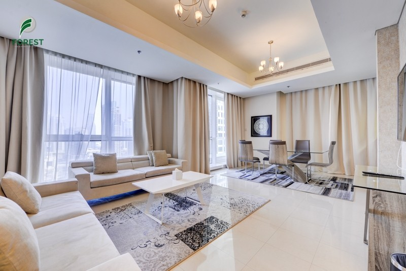 Amazing Layout | Unfurnished 2BR |  Marina View