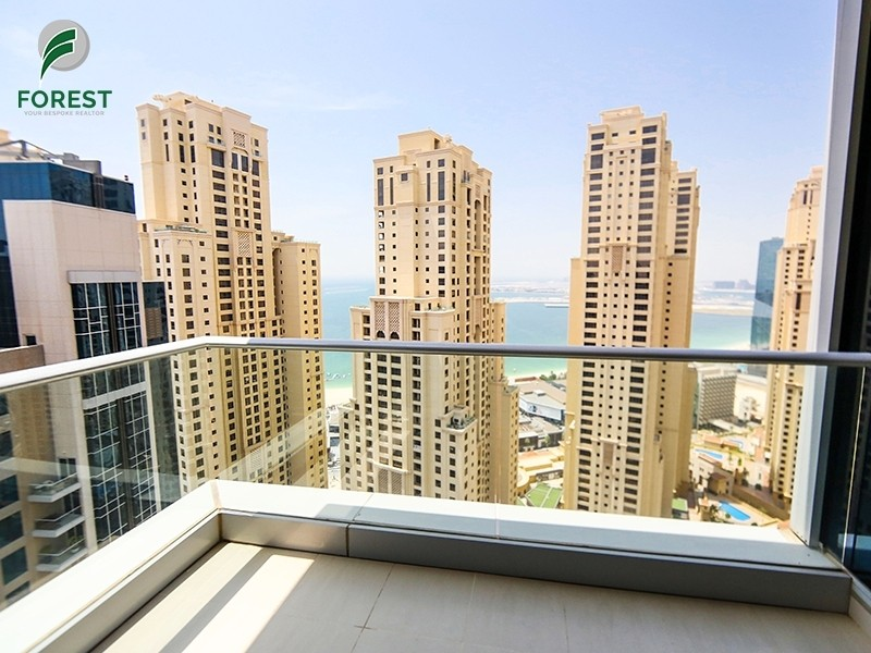 Vacant |  High floor | Great Sea Views | Unfurnished