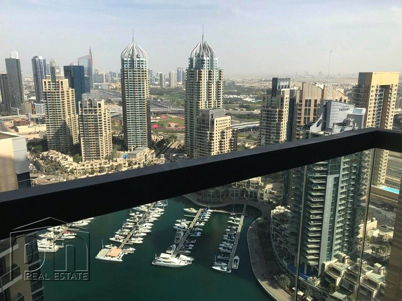 Full Marina View | High Floor | Large Layout