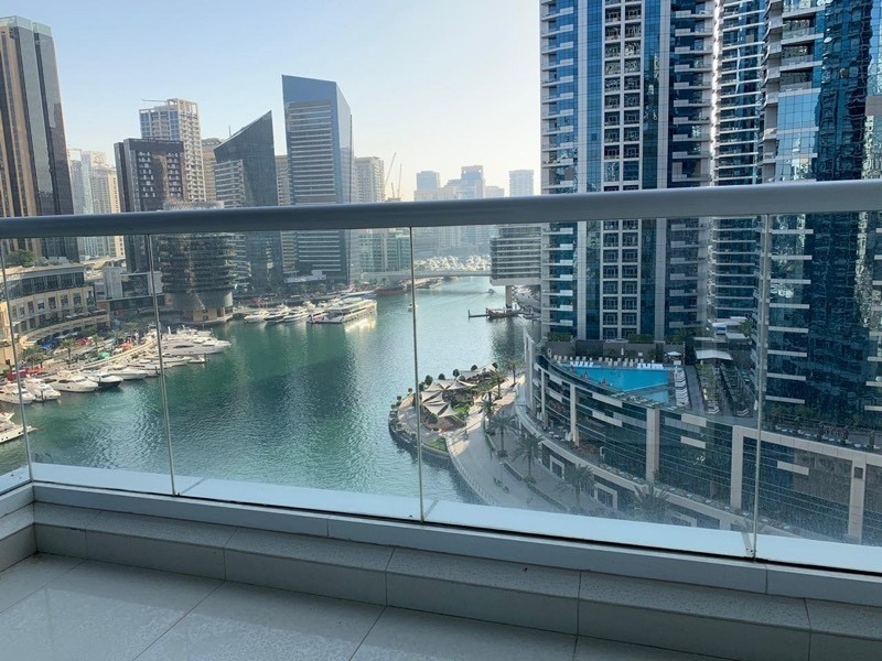 marina view | plus maid room | direct from the owner