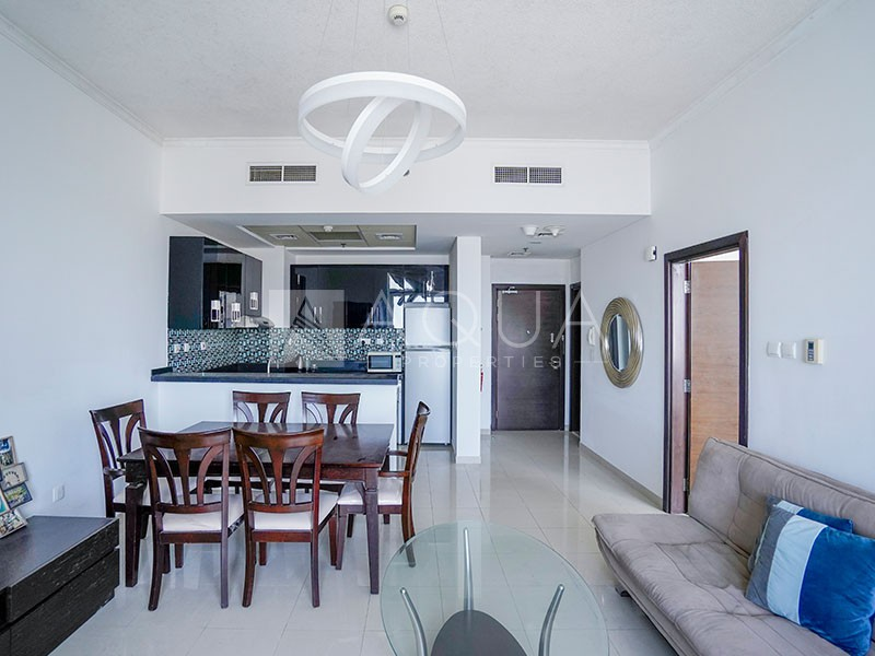 Fully Furnished   High Floor   Sea View   Balcony