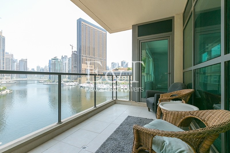 Vacant Two Bedrooms Available | Full Marina View