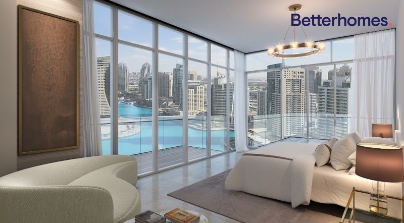 2BR+Maid | Brand New | Partial Sea View | Elegant