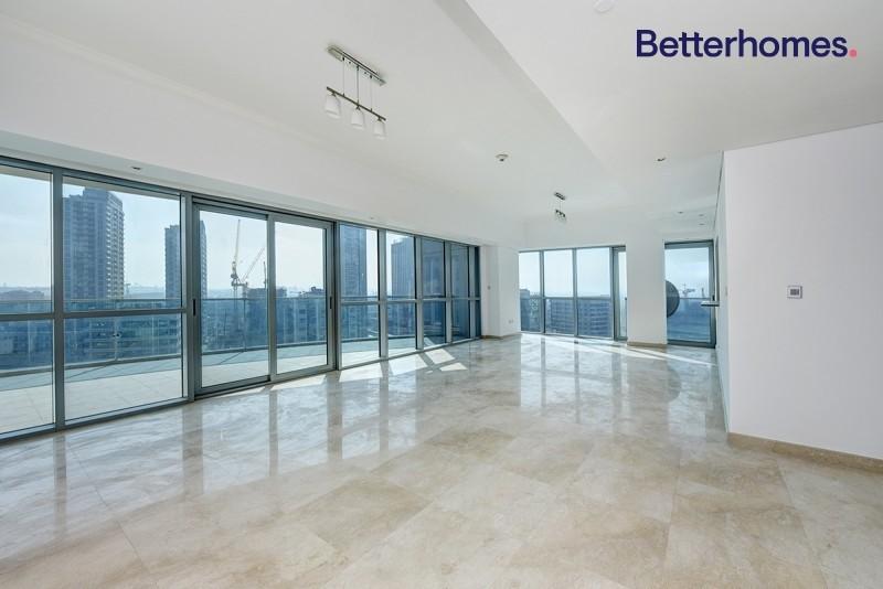 3 BR with Balcony I Marina View I Jewels Tower