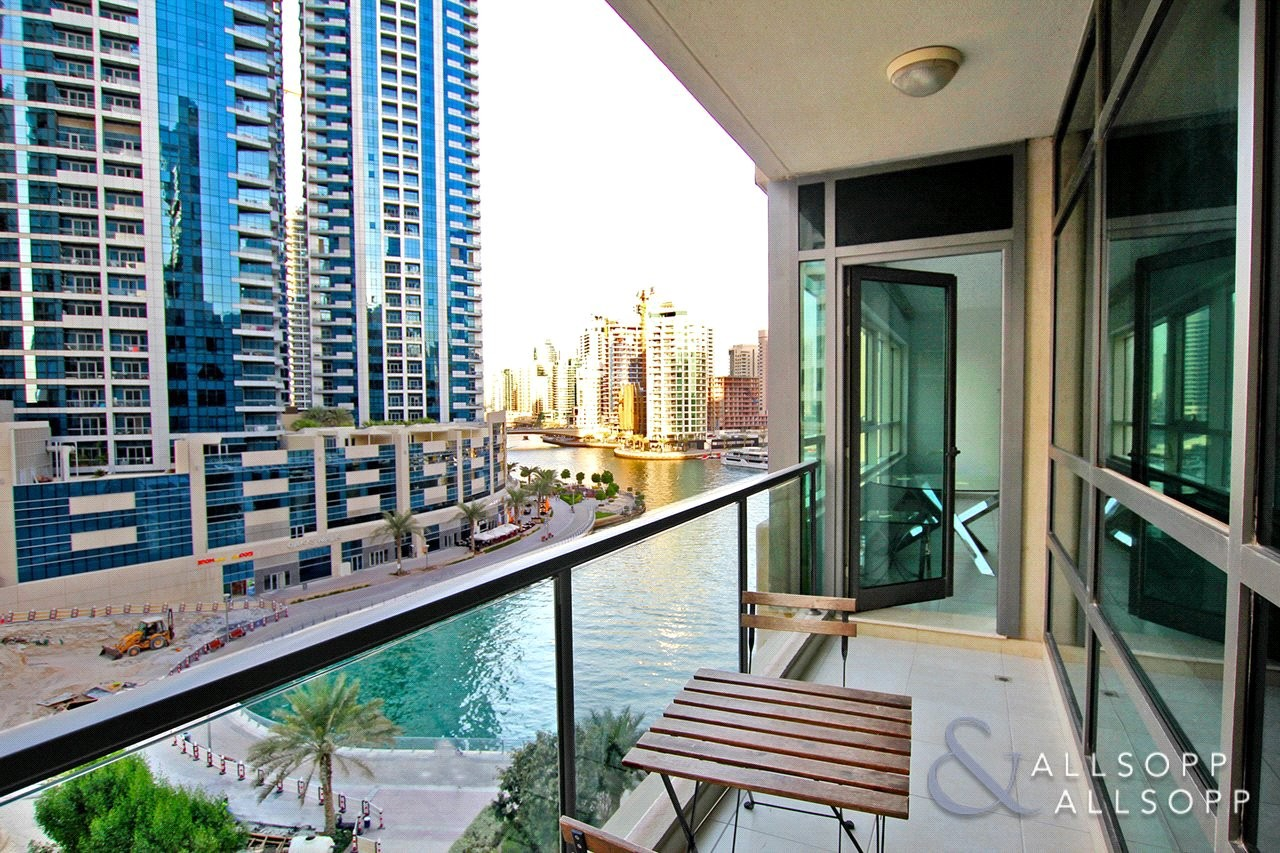 Two Bedroom | Fully Upgraded | Marina View