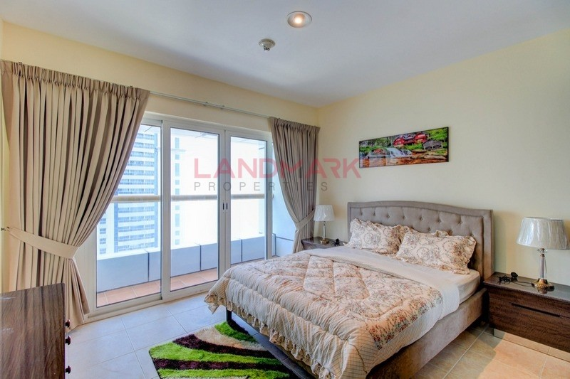HOT DEAL! Luxury Fully Furnished 4BR l Maid l Palm Sea View