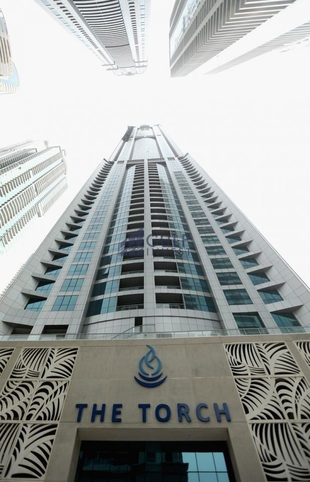 Very Stylish,vacant 1 bdr in Torch Tower!