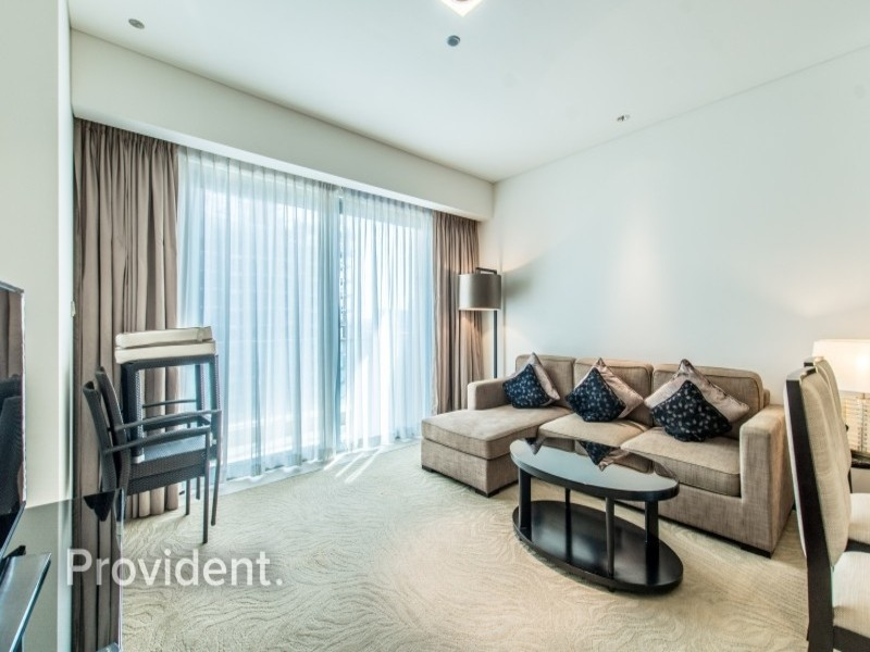 Marina View | Vacant | 5-Star Hotel Amenities