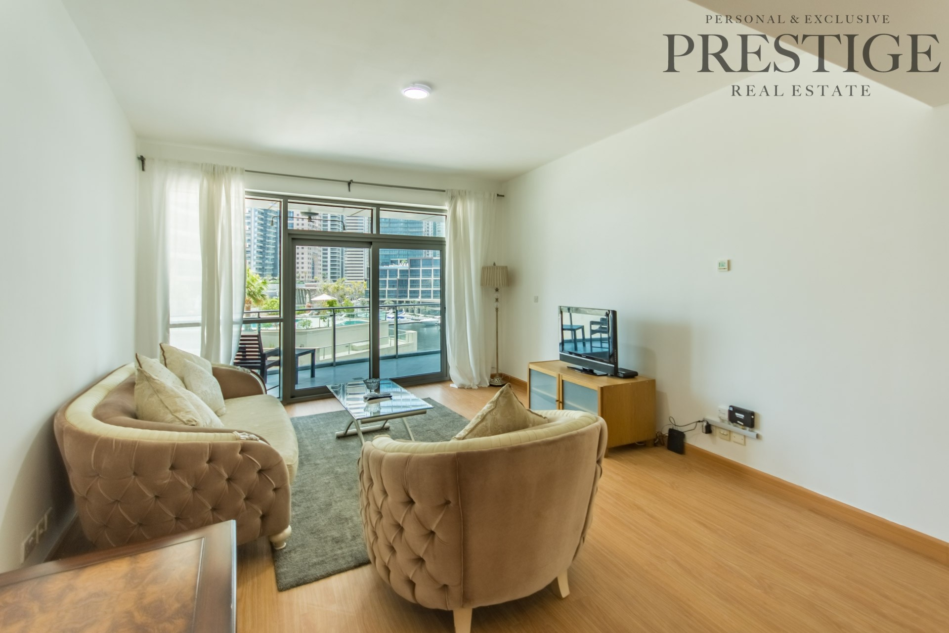 3 Bed | Marina Terrace | Marina Walk | Low-Floor