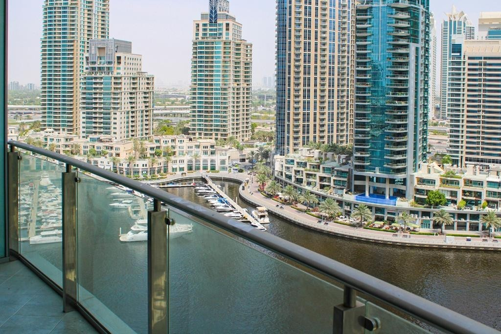 Sea View 2BR| Marina Terrace | Dubai Marina