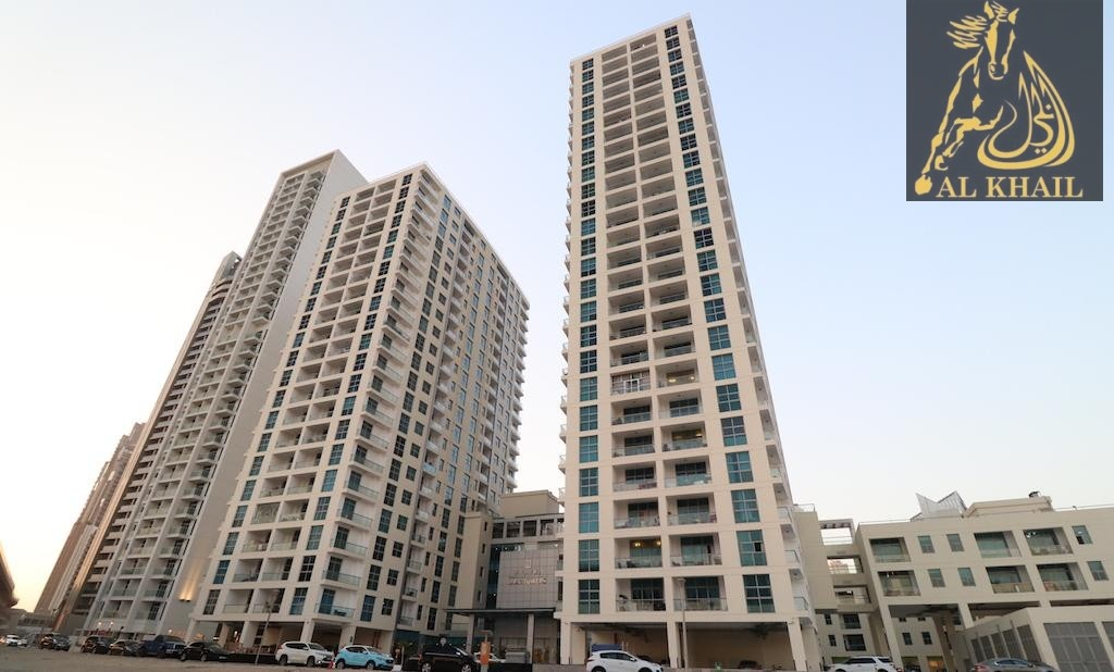 Studio flat for rent in DEC Towers Dubai Marina