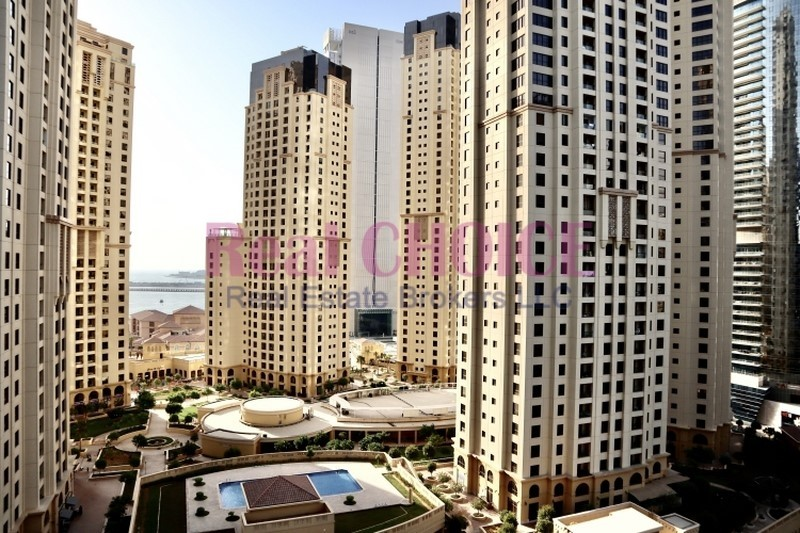 Exclusive Bright and Spacious|JBR and sea view