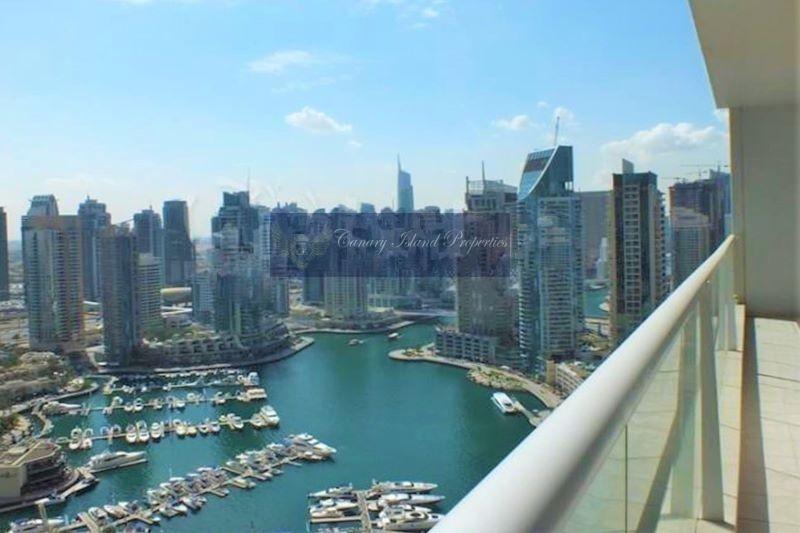 Vacant | Large Layout | Marina Views