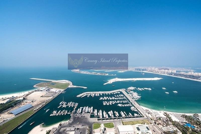 Exclusive 3BR+M | Vacant | Full Sea View