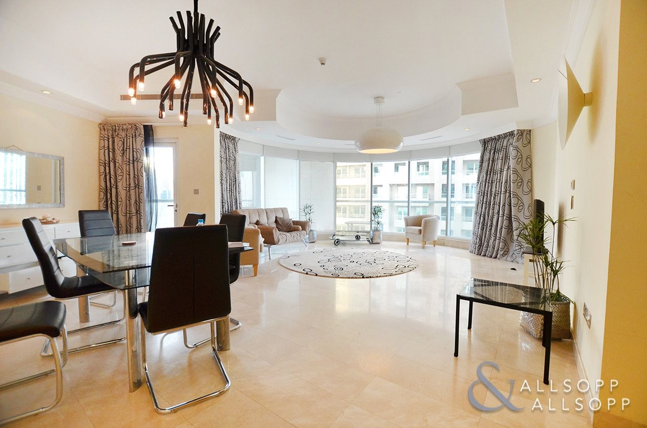 3 Bedrooms | Outdoor Terrace | Marina View