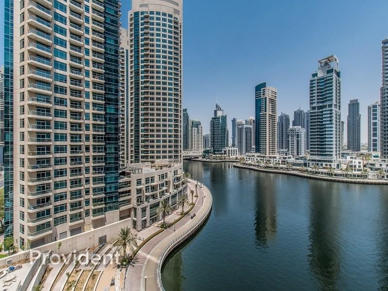 Brand New, Huge Layout, Full Marina View