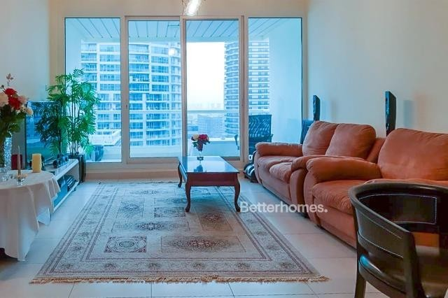 Furnished | Chiller Free | Partial Marina View