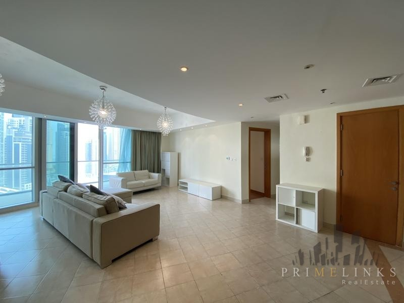 Furnished Like New 2 Bedrooms Marina View