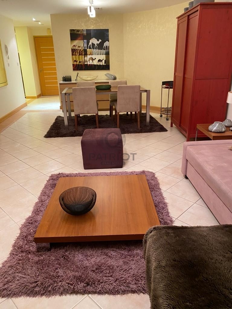 Exclusive! BREATHTAKING FULLY FURNISHED 1 BED IN MARINA TERRACE