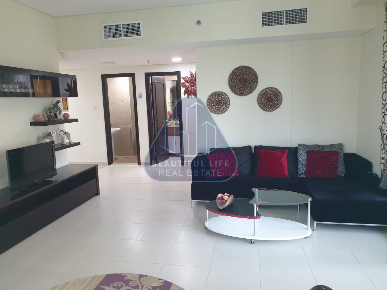 The Royal Oceanic  - Dubai Marina -  Fully Furnished 2 Bedroom with Double Balcony