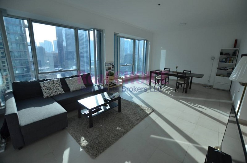 Well Maintained 2BR Apartment|Partial Marina View