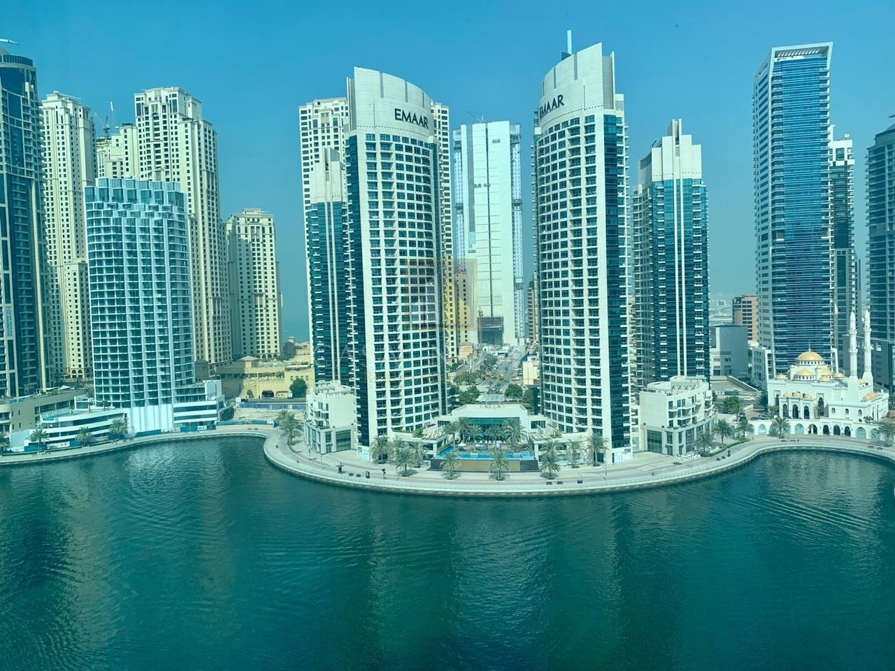 Exclusive Furnished 3BR Full Panoramic Marina view