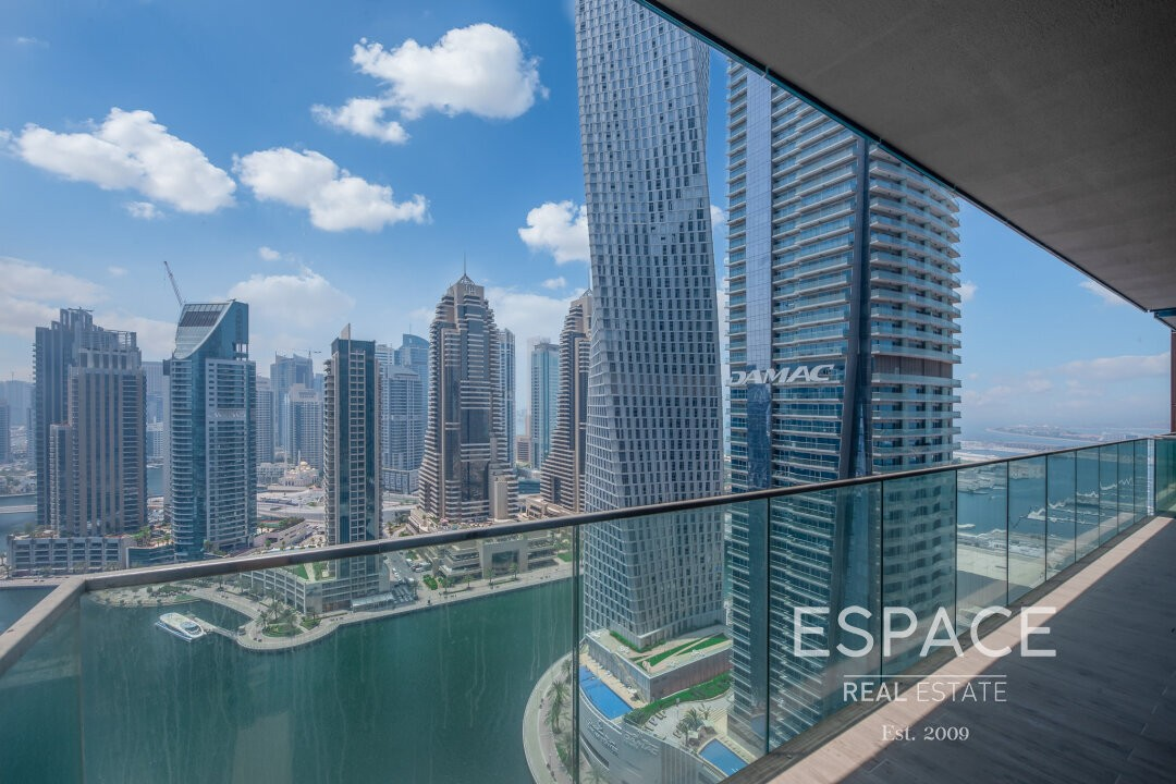 Ultra Luxurious| 2 Bed| Full Marina View