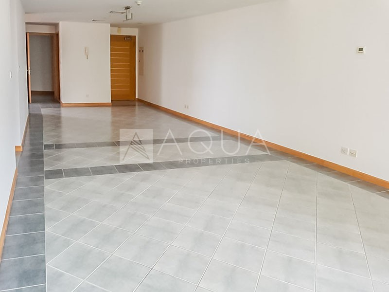 Vacant | 2 BR + Maid's room | High Floor