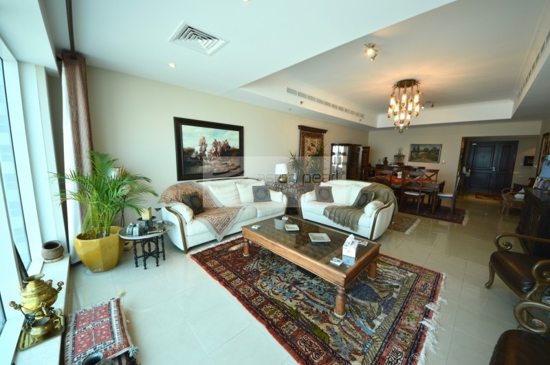 3BR with Full Sea View | Luxury Property | AC Free
