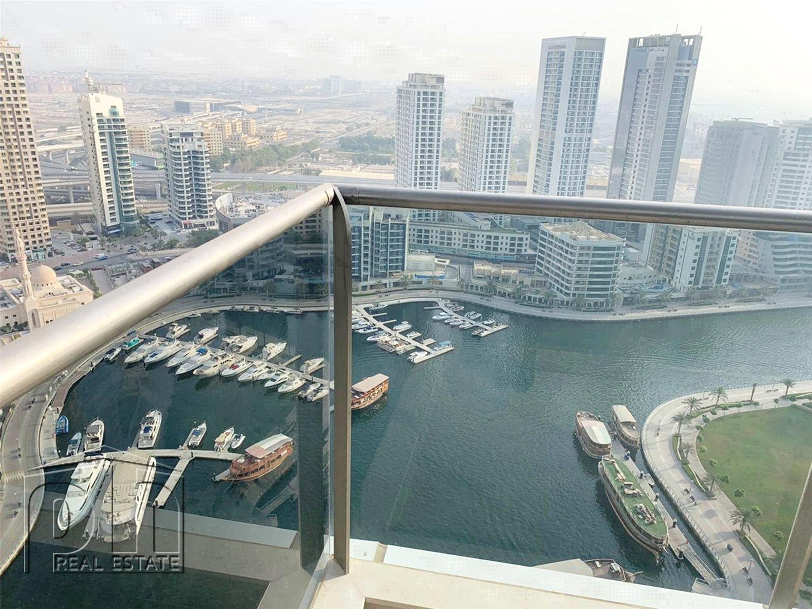 Exclusive | Full Marina View | HIgh Floor