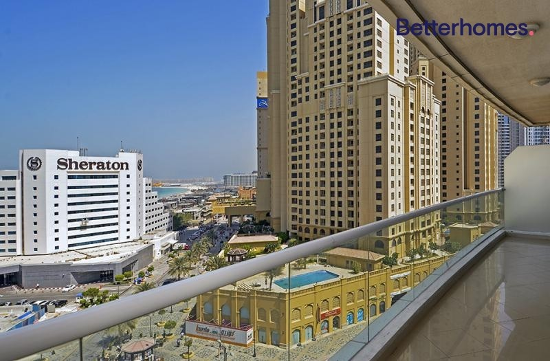 Mid Floor | Sea View | Amazing Deal | Rented
