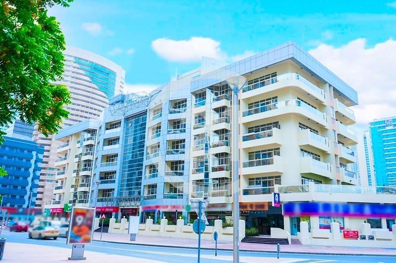Spacious 1 BR| Full Marina View