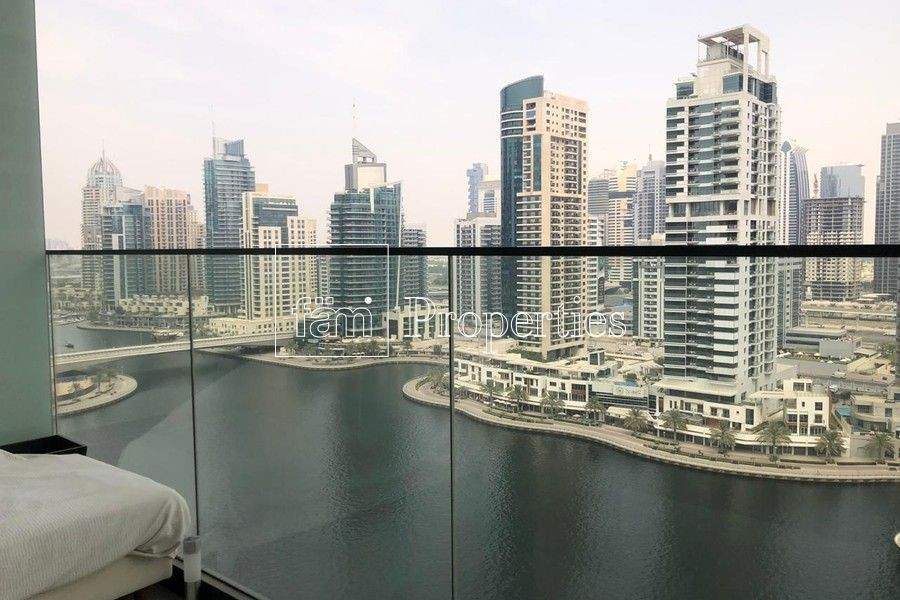 Full Marina View   Furnished/  Unfurunished Option