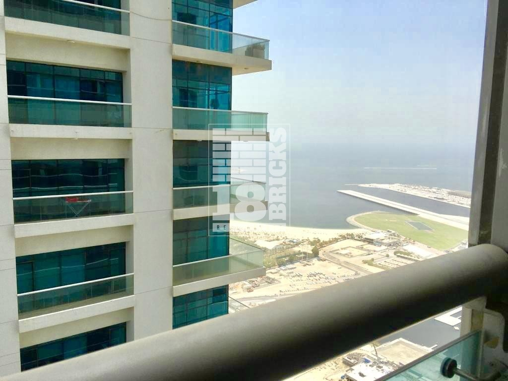 High Floor With Marina & Partial Sea View