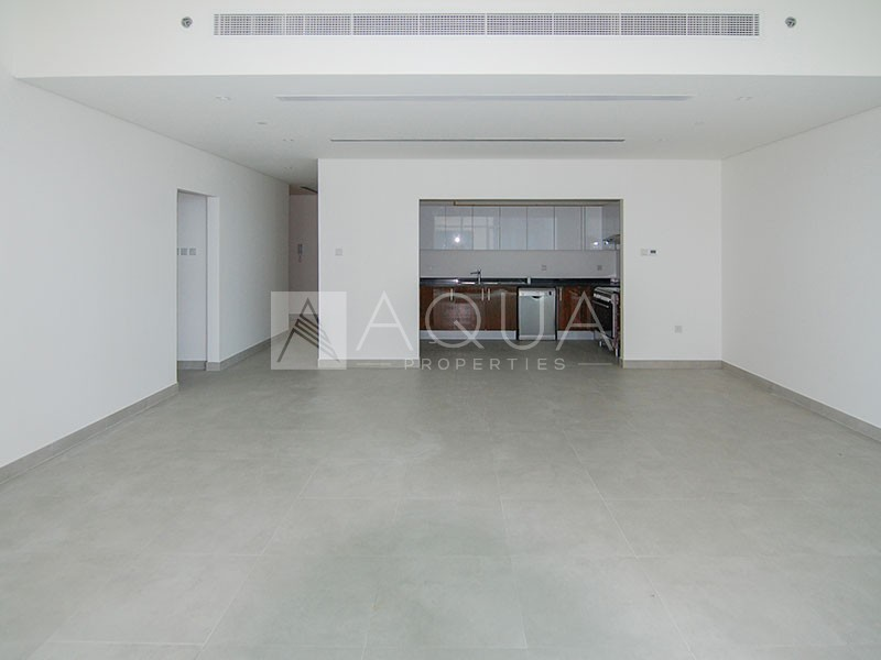Spacious Unit | 2 Bedroom + Study | Unfurnished